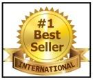 Logo: #1 International Best Seller Co-Author